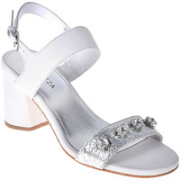 Schoenen Dames Sandalen / Open schoenen Apepazza PRS04 Wit