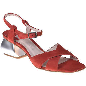 Schoenen Dames Sandalen / Open schoenen Café Noir ME571 Rood