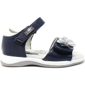 Schoenen Meisjes Sandalen / Open schoenen Miss Sixty S19-SMS570 Blauw