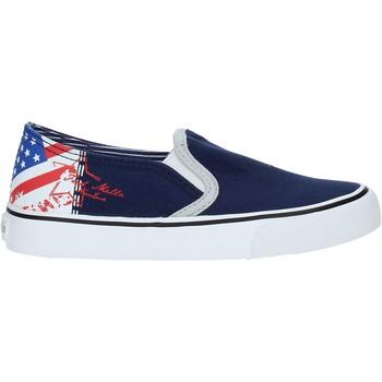 Schoenen Kinderen Instappers Fred Mello S19-SFK101 Blauw