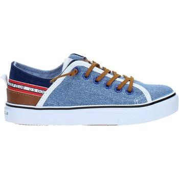 Schoenen Kinderen Lage sneakers U.s. Golf S19-SUK407 Blauw