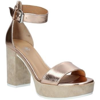 Schoenen Dames Sandalen / Open schoenen Janet Sport 43885 Roze