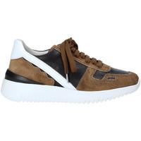 Schoenen Dames Lage sneakers Triver Flight 101-02C Zwart