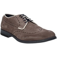 Schoenen Heren Mocassins Rogers CP 07 Bruin