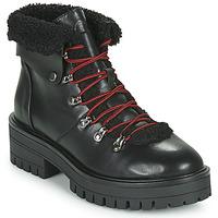Schoenen Dames Laarzen Emmshu ESIDAVER Zwart