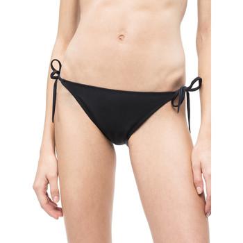 Textiel Dames Bikinibroekjes- en tops Calvin Klein Jeans KW0KW00647 Zwart