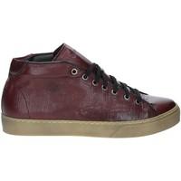 Schoenen Heren Hoge sneakers Exton 481 Rood