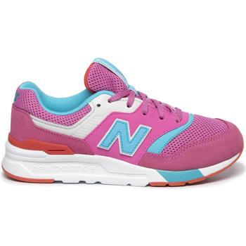 Schoenen Kinderen Lage sneakers New Balance NBGR997HDC Rose