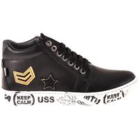 Schoenen Kinderen Hoge sneakers Melania ME6033F8I.A Noir