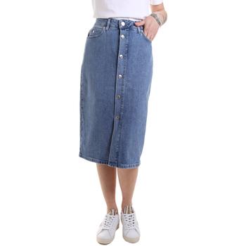 Textiel Dames Rokken Calvin Klein Jeans K20K202027 Blauw