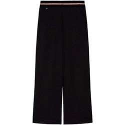 Textiel Dames Losse broeken / Harembroeken Nero Giardini E060060D Zwart