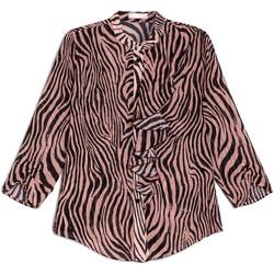 Textiel Dames Overhemden Nero Giardini E063181D Zwart