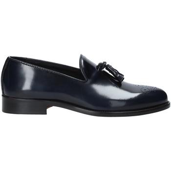Schoenen Heren Mocassins Rogers 603 Blauw