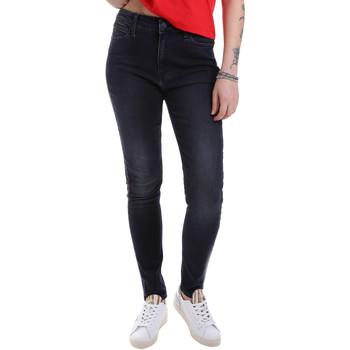 Textiel Dames Skinny jeans Calvin Klein Jeans J20J213157 Zwart