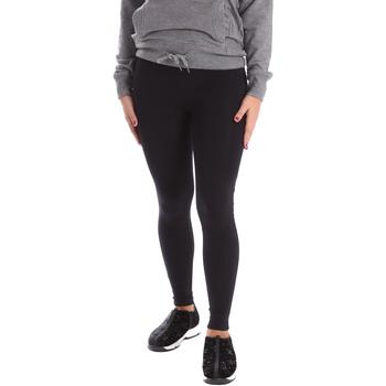 Textiel Dames Leggings Key Up 5LI22 0001 Zwart