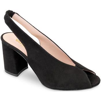 Schoenen Dames Sandalen / Open schoenen Valleverde 29201 Noir