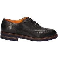 Schoenen Heren Derby Rogers 353-69 Zwart