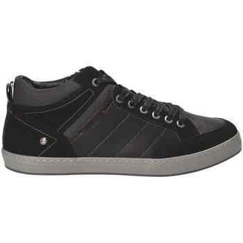 Schoenen Heren Hoge sneakers Wrangler WM172121 Zwart