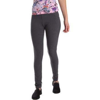 Textiel Dames Leggings Key Up 095F 0001 Grijs