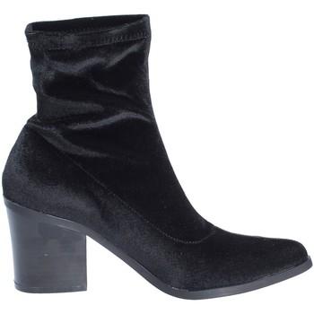 Schoenen Dames Enkellaarzen Fornarina PI18LI1126A000 Zwart