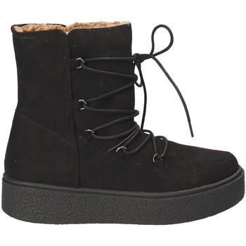 Schoenen Dames Snowboots Fornarina PI18TA1138T000 Zwart