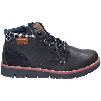 Schoenen Kinderen Laarzen Wrangler WJ17215 Blauw