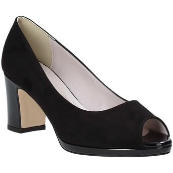 Schoenen Dames pumps Grace Shoes 007001 Zwart