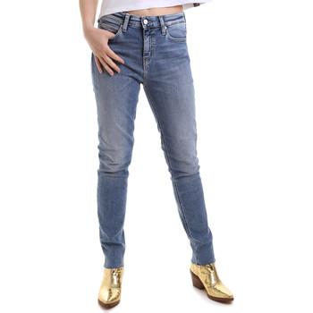 Textiel Dames Skinny jeans Calvin Klein Jeans J20J212737 Blauw