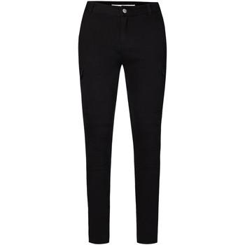 Textiel Dames Chino's Calvin Klein Jeans J20J212917 Zwart