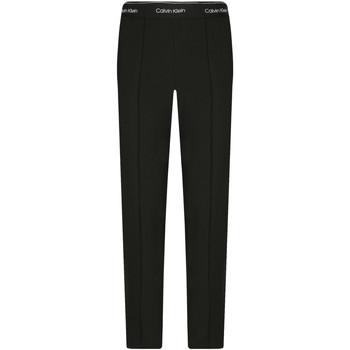 Textiel Dames Chino's Calvin Klein Jeans K20K201765 Zwart