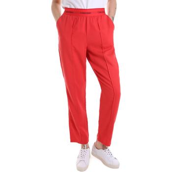 Textiel Dames Trainingsbroeken Calvin Klein Jeans K20K201765 Rood