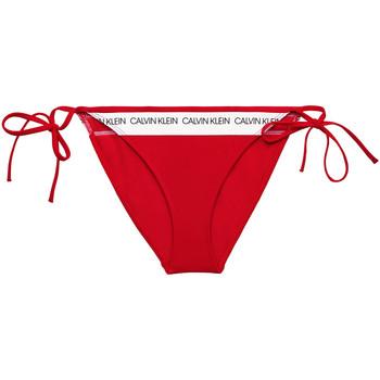 Textiel Dames Bikinibroekjes- en tops Calvin Klein Jeans KW0KW00931 Rood