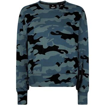 Textiel Dames Sweaters / Sweatshirts Calvin Klein Jeans 00GWH9W391 Zwart