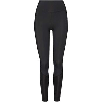 Textiel Dames Leggings Tommy Hilfiger S10S100394 Zwart