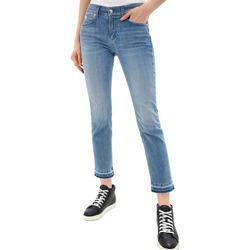 Textiel Dames Skinny jeans Calvin Klein Jeans K20K201760 Blauw