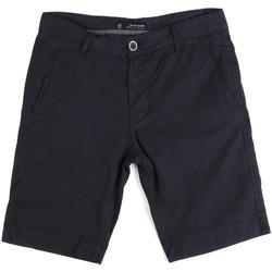 Textiel Heren Korte broeken / Bermuda's Key Up 2P17A 0001 Blauw