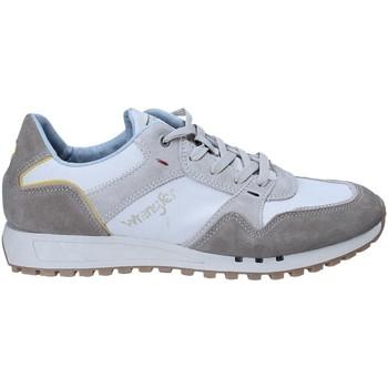 Schoenen Heren Lage sneakers Wrangler WM181090 Gris