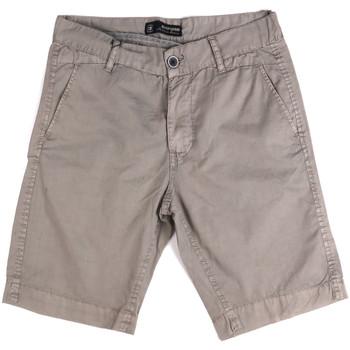 Textiel Heren Korte broeken / Bermuda's Key Up 2P17A 0001 Grijs