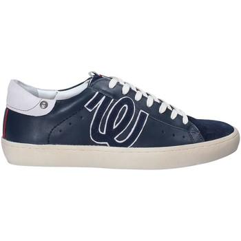 Schoenen Heren Sneakers Wrangler WM181135 Blauw