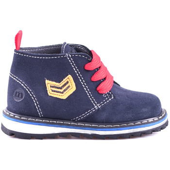 Schoenen Kinderen Laarzen Melania ME1032B8I.B Bleu