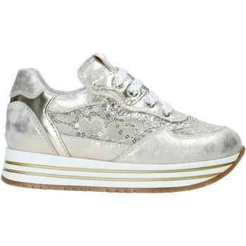 Schoenen Kinderen Lage sneakers Nero Giardini E021430F Beige