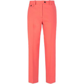 Textiel Dames Chino's Calvin Klein Jeans K20K201629 Rose