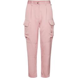 Textiel Dames Cargobroek Calvin Klein Jeans K20K201768 Roze