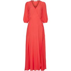 Textiel Dames Lange jurken Calvin Klein Jeans K20K201955 Rood