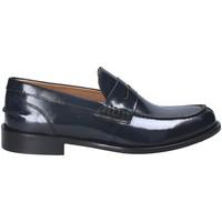 Schoenen Heren Mocassins Exton 102 Blauw