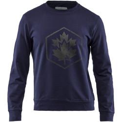 Textiel Heren Sweaters / Sweatshirts Lumberjack CM60142 001 502 Blauw