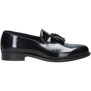 Schoenen Heren Mocassins Rogers 603 Zwart