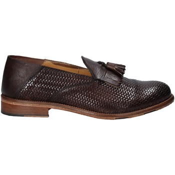 Schoenen Heren Mocassins Exton 3105 Bruin