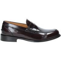 Schoenen Heren Mocassins Exton 102 Rood