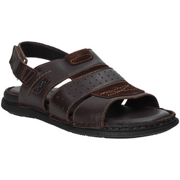 Schoenen Heren Sandalen / Open schoenen Valleverde 20831 Marron
